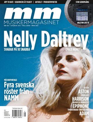 Musikermagasinet 2018-05-02