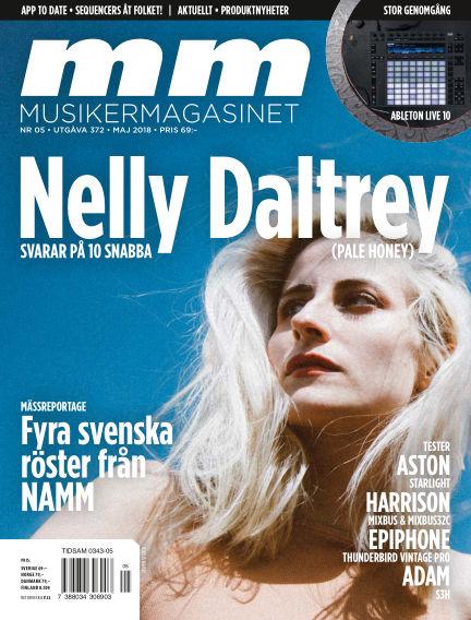 Musikermagasinet May 02, 2018 00:00