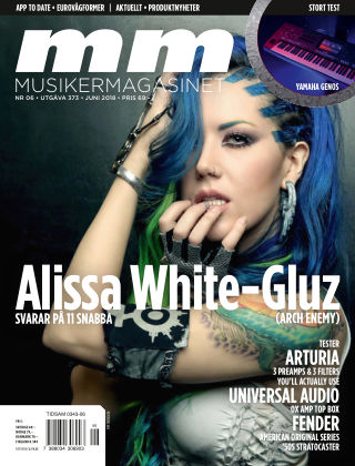 Musikermagasinet 2018-05-22