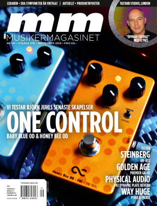 Musikermagasinet 2018-08-28