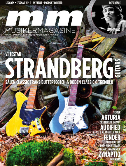 Musikermagasinet November 19, 2018 00:00