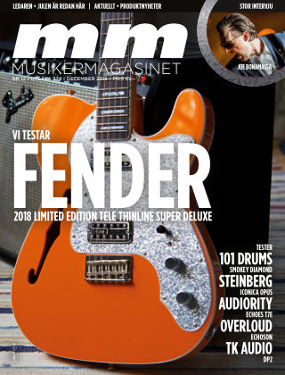 Musikermagasinet 2018-12-20