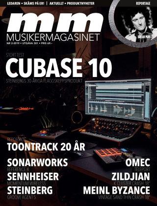 Musikermagasinet 2019-03-26