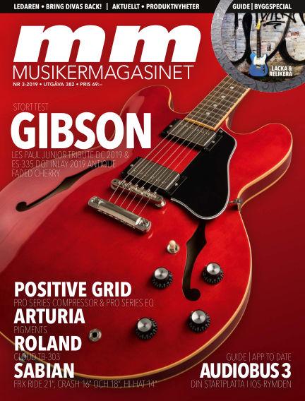 Musikermagasinet April 23, 2019 00:00