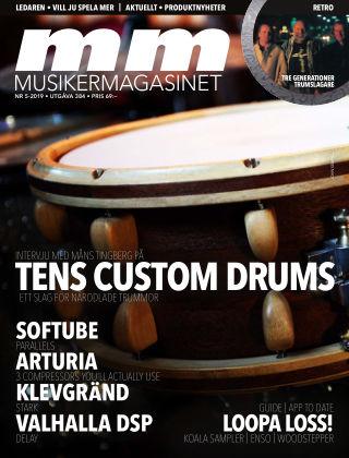 Musikermagasinet 2019-07-08