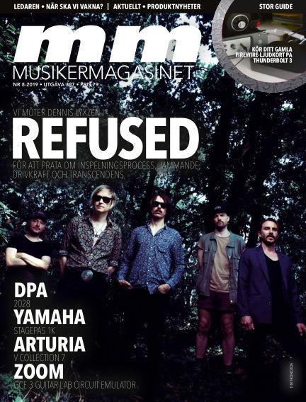 Musikermagasinet November 19, 2019 00:00