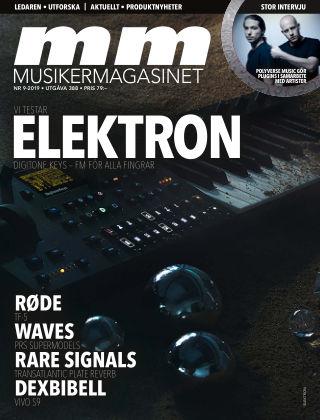 Musikermagasinet 2019-12-23