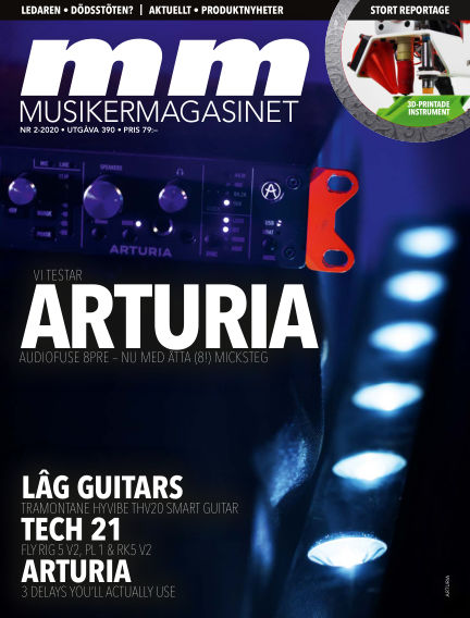 Musikermagasinet March 17, 2020 00:00