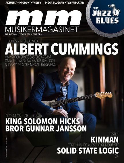 Musikermagasinet June 23, 2020 00:00