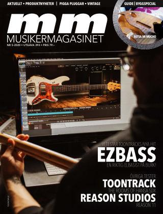 Musikermagasinet 2020-08-26