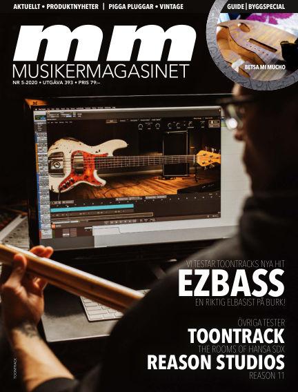 Musikermagasinet August 26, 2020 00:00
