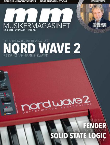 Musikermagasinet September 24, 2020 00:00