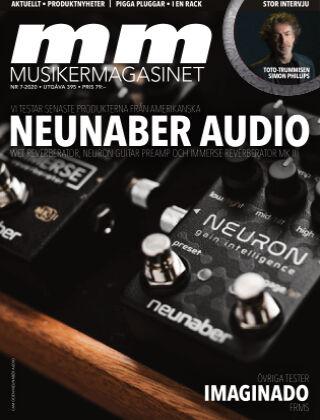 Musikermagasinet 2020-11-19