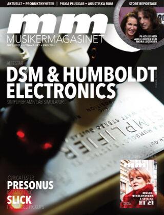Musikermagasinet 2021-02-02