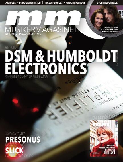 Musikermagasinet February 02, 2021 00:00