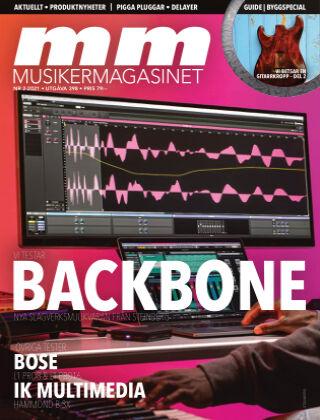 Musikermagasinet 2021-03-02