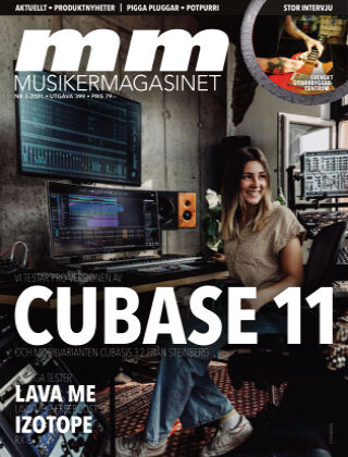Musikermagasinet 2021-03-30