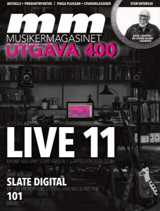 Musikermagasinet 2021-04-27