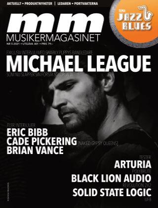 Musikermagasinet 2021-05-25