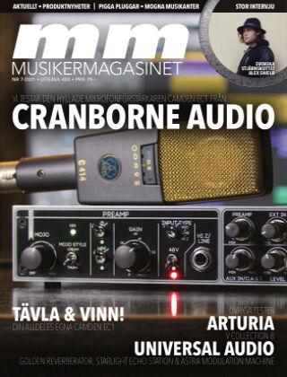 Musikermagasinet 2021-08-24