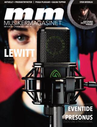 Musikermagasinet 2021-09-21