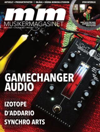 Musikermagasinet 2021-10-21