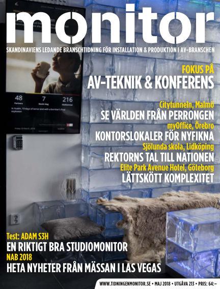 Monitor May 14, 2018 00:00