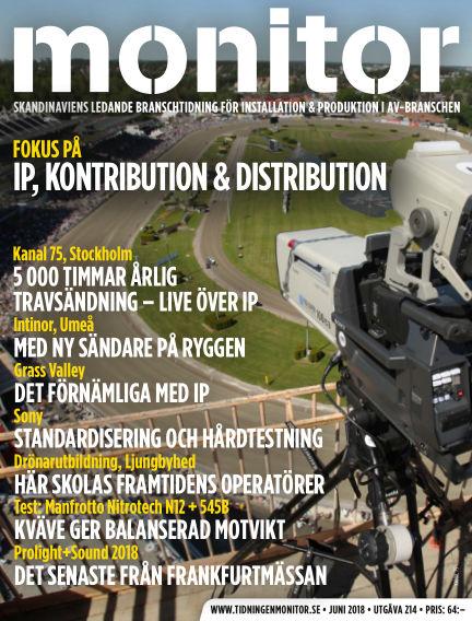 Monitor May 29, 2018 00:00