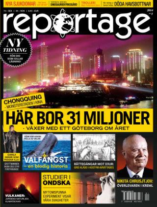 AoV Reportage (Inga nya utgåvor) 2014-01-07