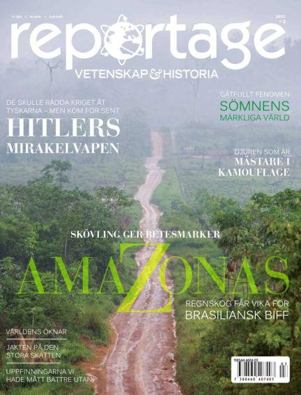 AoV Reportage (Inga nya utgåvor) September 22, 2015 00:00