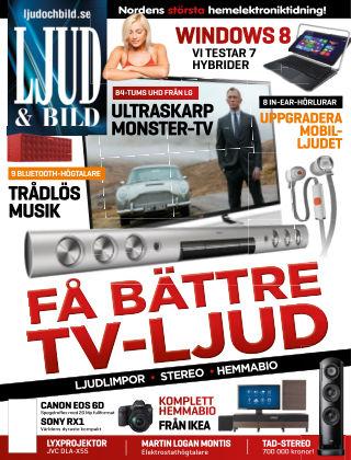 Ljud & Bild 2013-03-15