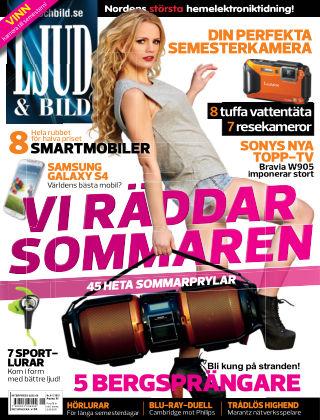 Ljud & Bild 2013-06-18