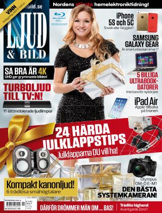 Ljud & Bild 2013-12-10