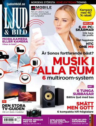 Ljud & Bild 2015-04-14