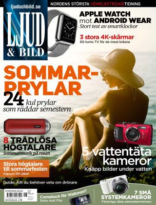 Ljud & Bild 2015-06-19