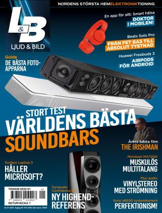 Ljud & Bild 2020-01-07