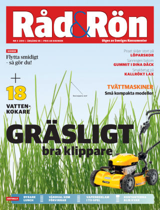 Råd & Rön 2013-03-26