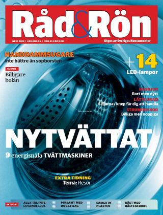 Råd & Rön 2013-09-30
