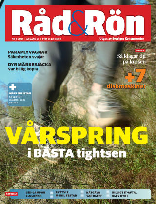 Råd & Rön 2014-04-29