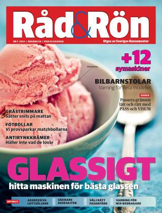 Råd & Rön 2014-05-27