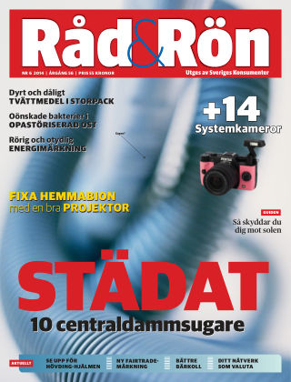 Råd & Rön 2014-07-01