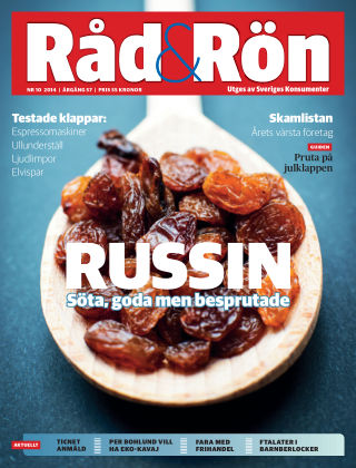 Råd & Rön 2014-12-02
