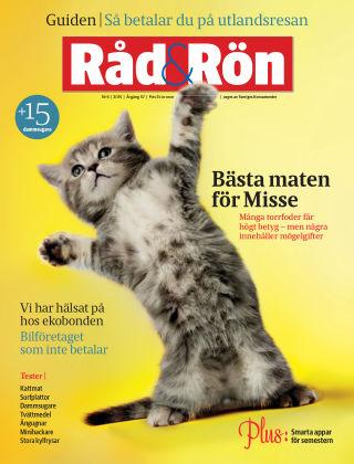 Råd & Rön 2015-06-30