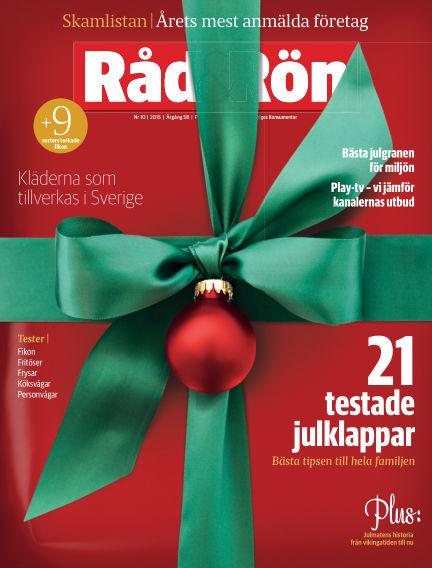 Råd & Rön December 08, 2015 00:00