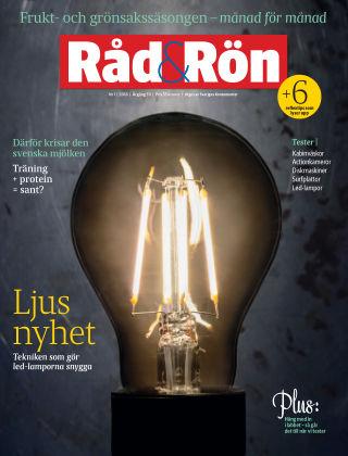 Råd & Rön 2016-02-02
