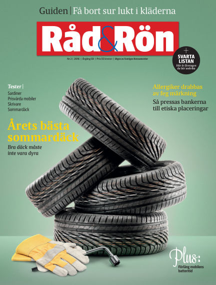 Råd & Rön March 01, 2016 00:00