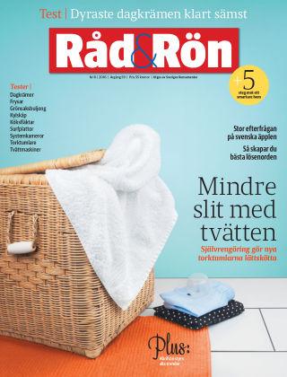 Råd & Rön 2016-10-04