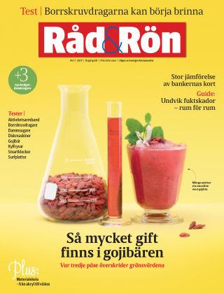 Råd & Rön 2017-01-31
