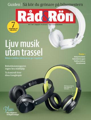 Råd & Rön 2017-07-04