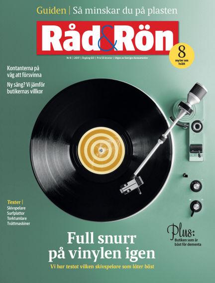 Råd & Rön October 03, 2017 00:00